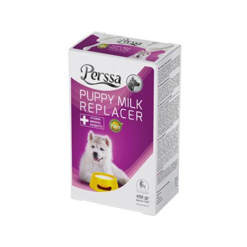 شیرخشک مخصوص توله سگ، 450 گرمی، برند پرسا