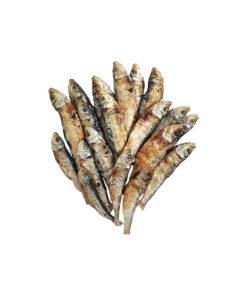 تشویقی ماهی ساردین، مخصوص گربه، 30 گرمی، برند هاپومیل 1