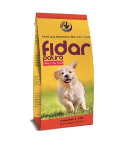 غذای خشک توله سگ نژاد کوچک، 8 کیلوگرمی، برند فیدار پاتیرا