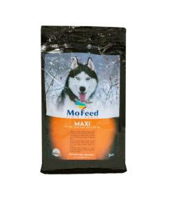 غذای خشک سگ نژاد بزرگ بالغ، 2 کیلوگرمی، برند مفید