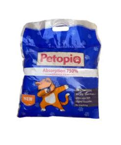 خاک گربه، با خاصیت جمع شوندگی، 10 کیلوگرمی، برند پتوپیا