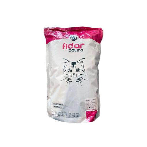 غذای خشک بچه گربه، 1.5 کیلوگرمی، برند فیدار پاتیرا
