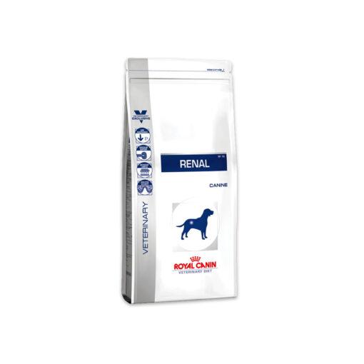 غذای خشک سگ مبتلا به بیماری های کلیوی، ۲ کیلوگرمی، برند رویال کنین